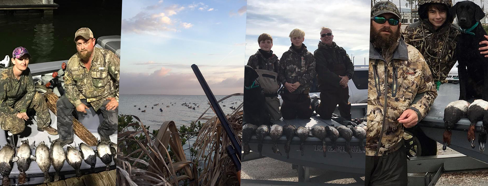 Texas Wild Duck Hunting Fully Guided Hunting Trips